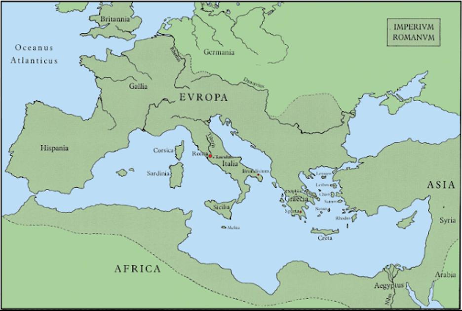 Imperium Romanum Lingua Latina Per Se Illustrata Hans Orberg Pars 1 Familia Romana Roman Empire Picture in Latin